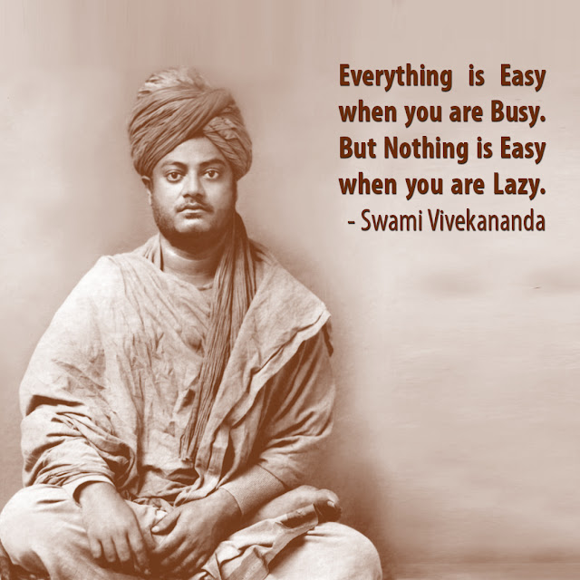 Quote 1 by Swami Vivekananda | HBR Patel