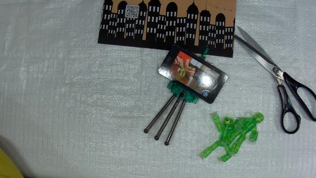 комплект игрового набора  StikBot