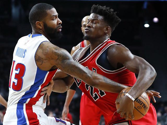 Butler et morris | PistonsFR, actualité des Detroit Pistons en France