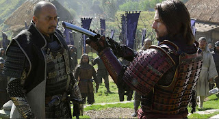 Tom Cruise and Ken Watanabe in The Last Samurai