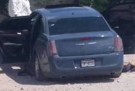 Persecucion y balacera en Colonia San Jose de Reynosa Tamaulipas