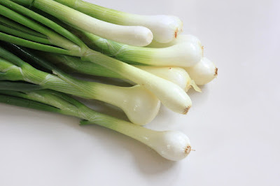 Benefits to eat Green onion