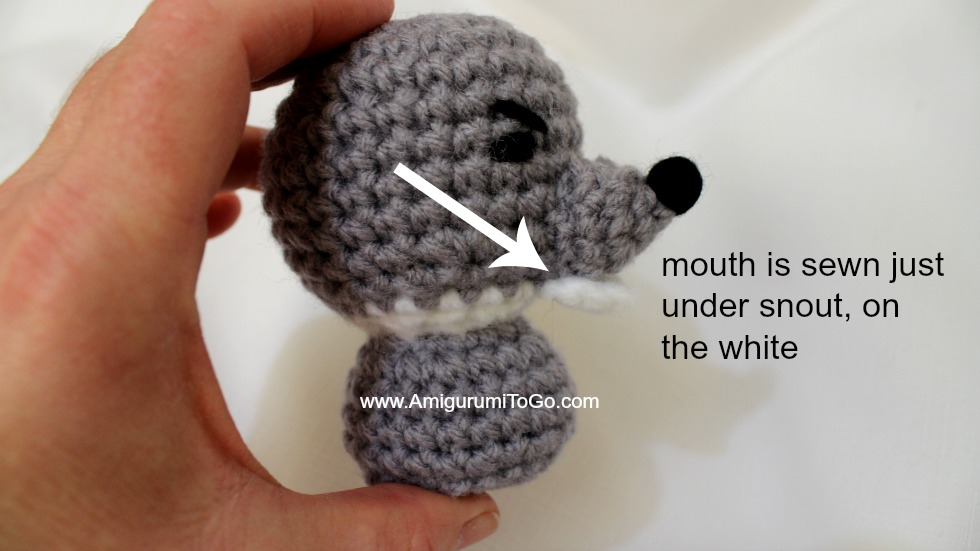 My Love Crochet - Grandma Big Bad Wolf Free Crochet...   Facebook   551x980