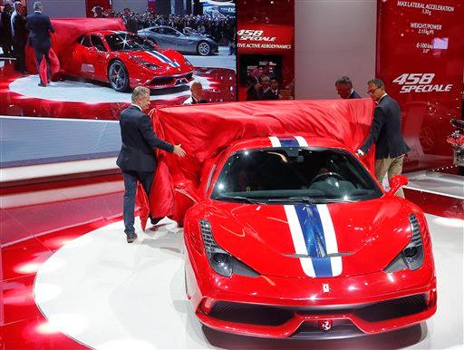 Ferrari 458, Ferrari458, Ferrari 458 gets Speciale, Amiscar, car news