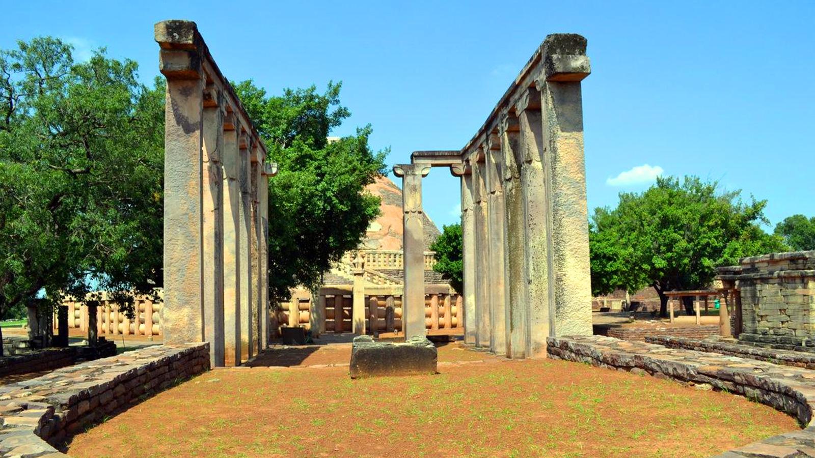 Sanchi Madhya-Pradesh