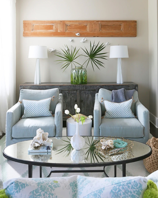 How to Make Small Coastal Cottage Home Feel Roomy Spacious Large Designer Tips Tricks