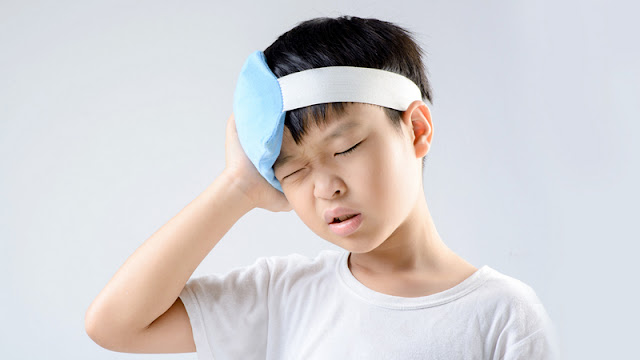 penyebab sakit kepala bagian belakang sebelah kanan