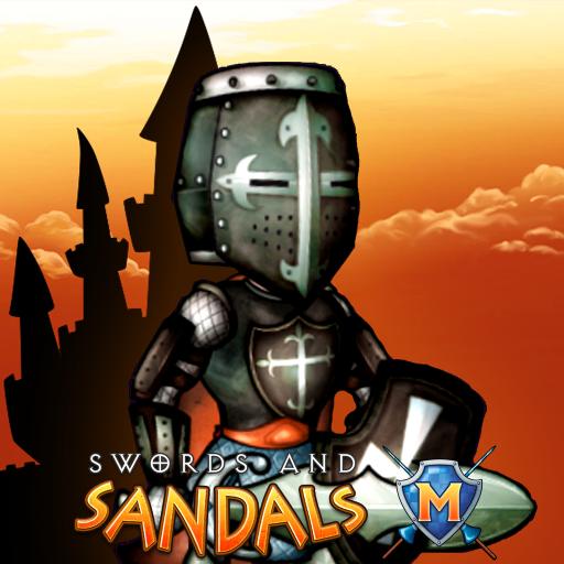 لعبة Swords and Sandals Medieval v1.2.3 المميزة مهكرة وجاهزة للاندرويد