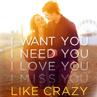 Poster Of Like Crazy (2011) Full Movie Hindi Dubbed Free Download Watch Online At worldfree4u.com