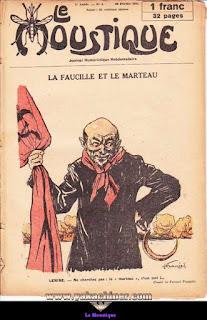 Le Moustique, Journal Humoristique Hebdomadaire, numéro 8, année 1931