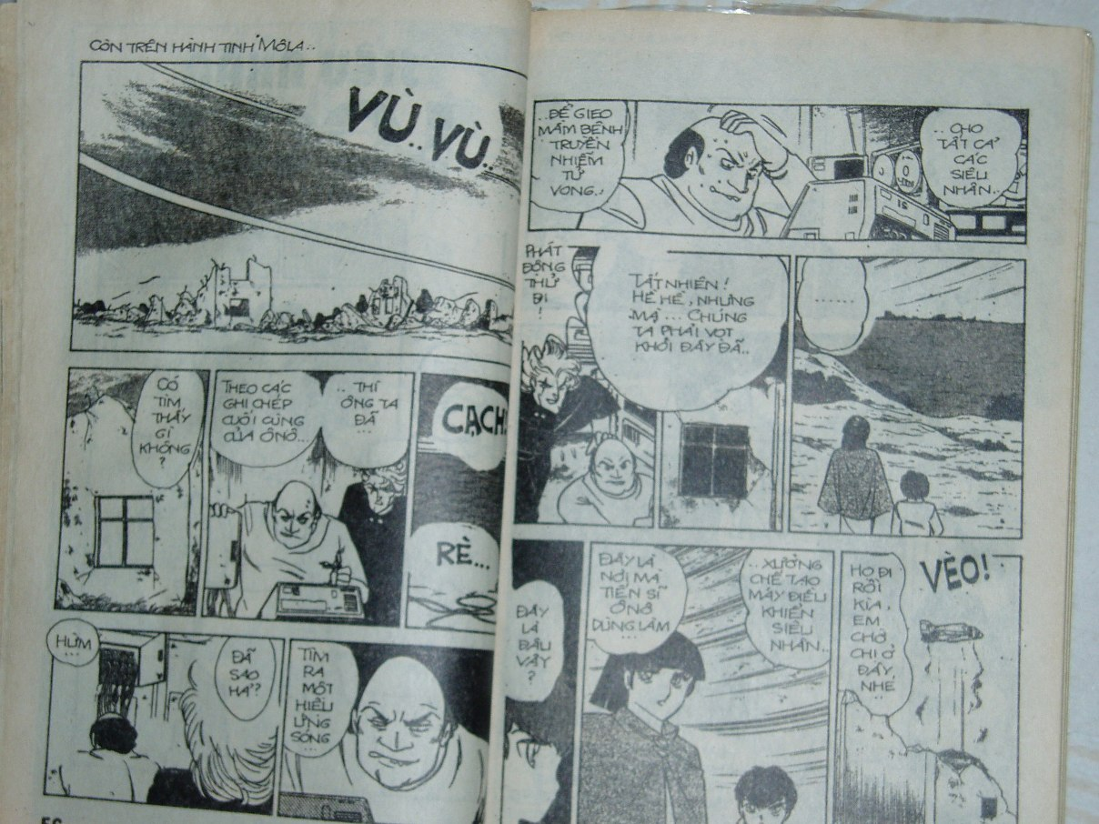 Siêu nhân Locke vol 12 trang 27