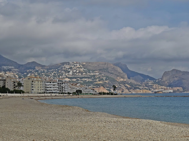 jak wyglądają plaże na Costa Blanca? Altea białe plaże