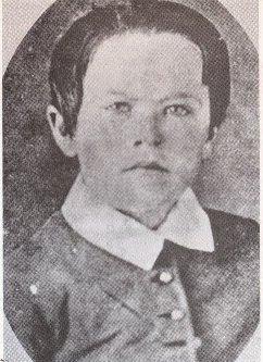 Thomas Alva Edison at Young Age