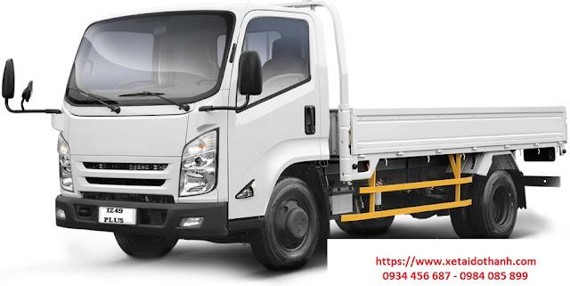 Xe tải IZ49 Đô Thành 2,5 tấn