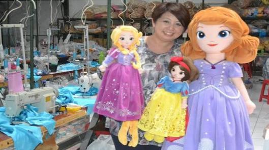 Susan Soewono mulai berbisnis kreatif pembuatan boneka pada tahun 2000 -an.  Perjalanan panjang telah dilalui hingga kini bisnisnya sukses mendapatkan  ... 72ac12c8fb