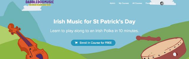 dabbledoomusic irish music for children. Black Bedroom Furniture Sets. Home Design Ideas