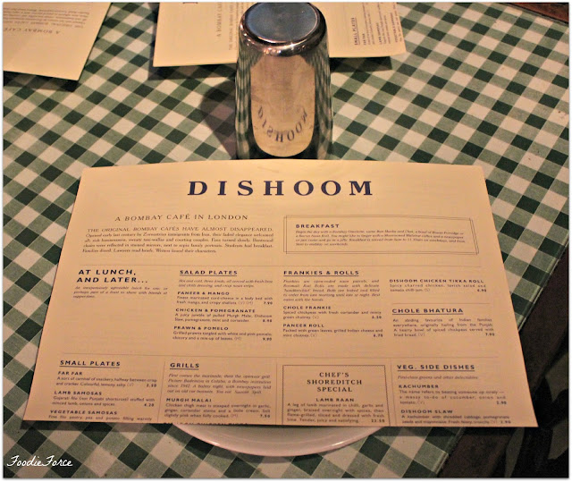 Dishoom Restaurant
