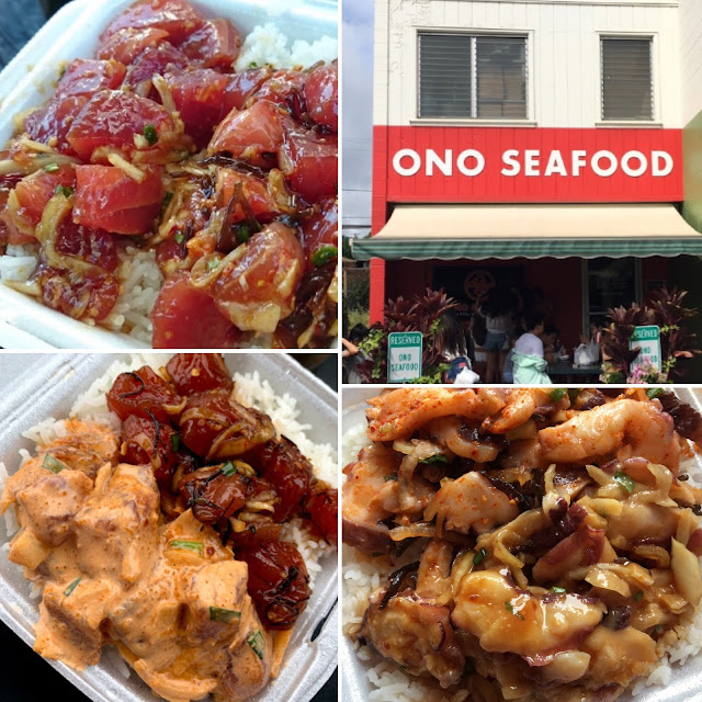 Best Oahu Foods: Ono Seafood