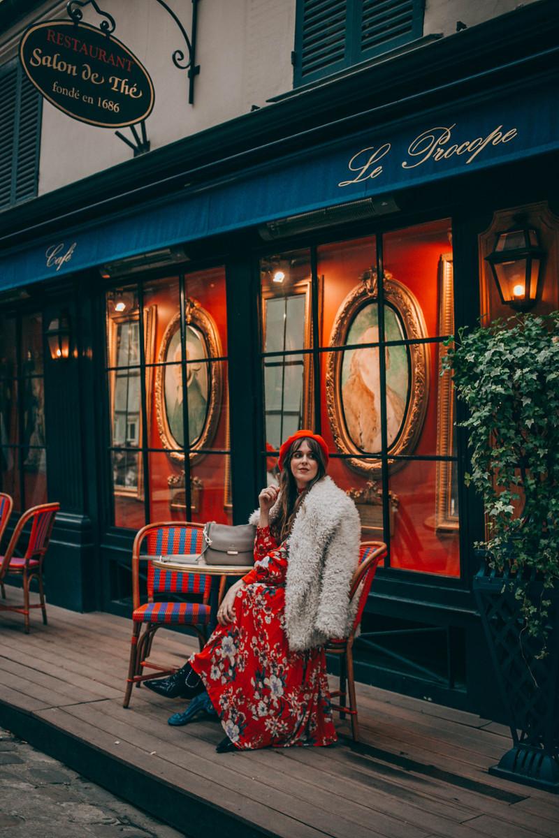 Café le Procope, Paris