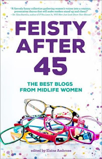 I'm In a Book! Order HERE. Midlife women ROCK these pages!!