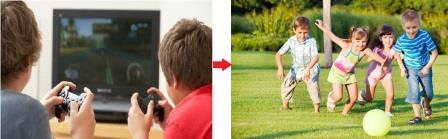 5 Tips to Make Kids Go from Video Games to Outdoor Play