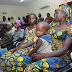 Names of the 21 released Chibok Girls ,and a baby