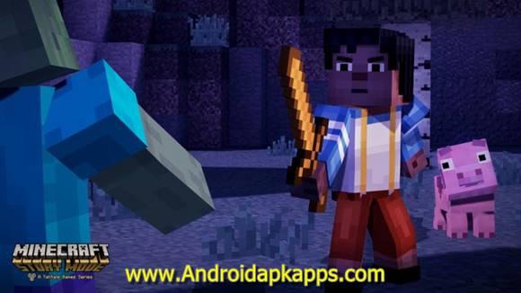 Minecraft Story Mode MOD Apk v1.14