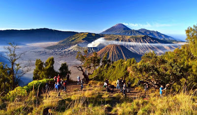 Mount Bromo Tour Package Option
