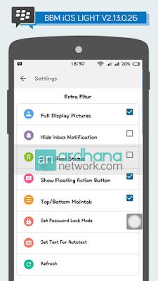 BBM iOS Light V2.13.0.26