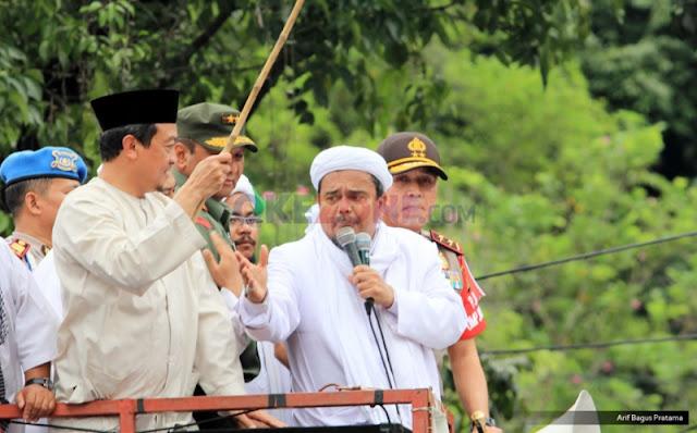 Jika Ahok Tak Ditahan, Habib Rizieq Kekeuh Demo 2 Desember : Berita Terhangat Hari Ini