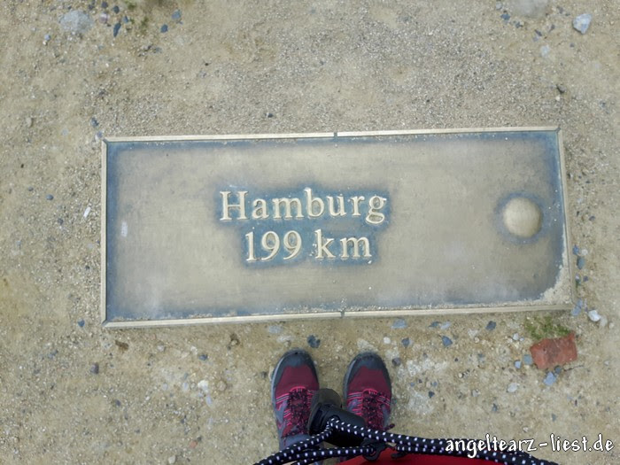 Auf dem Brocken im Harz - Hamburg 199 km