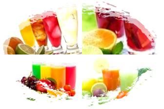 gambar minuman buah segar untuk takjil buka puasa