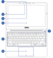 ASUS Vivobook E200HA manual PDF download (English)