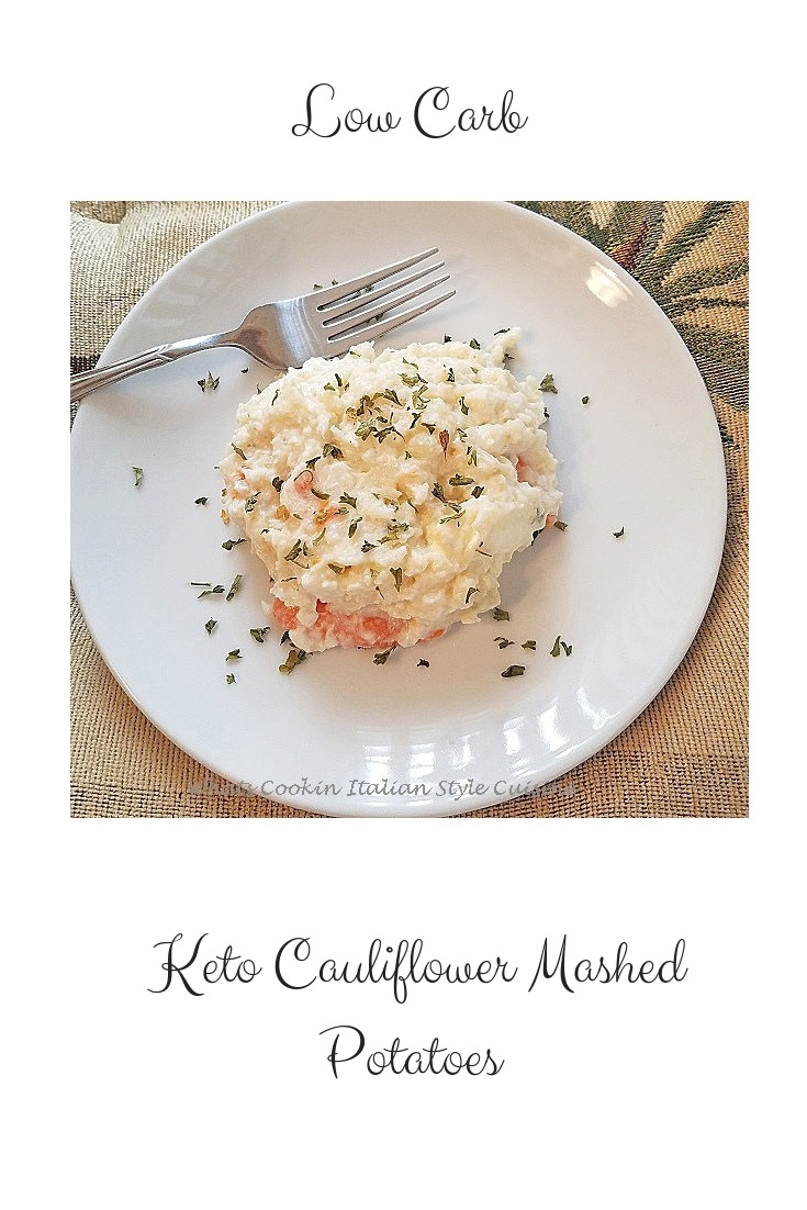 this is a recipe for low carb keto cauliflower mashed potatoes and smashed carrots with sour cream and butter This is a Keto and Low Carb Recipe