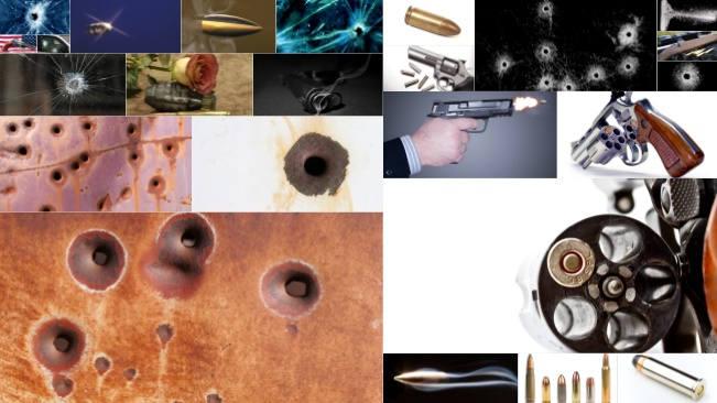 تحميل 24 صورة عالية الجودة لمفهوم الرصاص والطلقات النارية