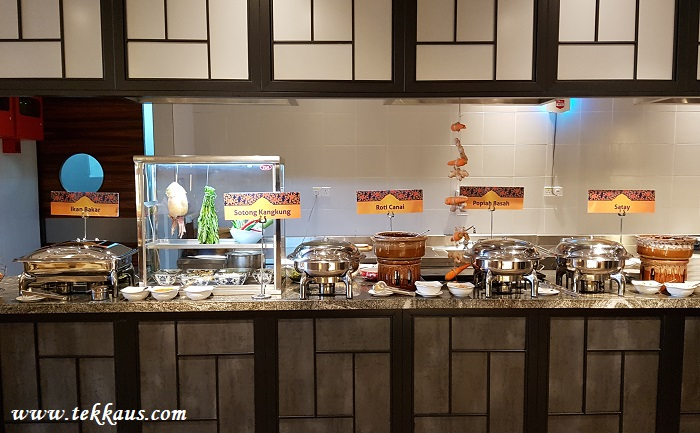 Top Ramadhan Buffet Dinner At Hatten Place Hotel-The Best In Melaka