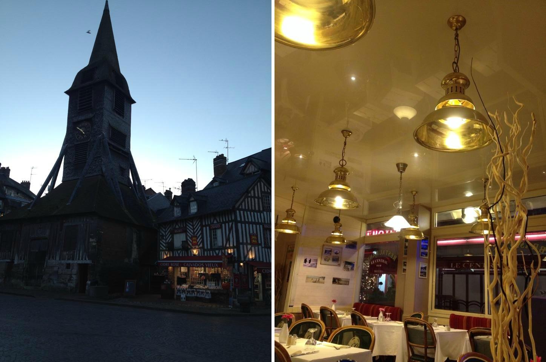 Honfleur & Trouville