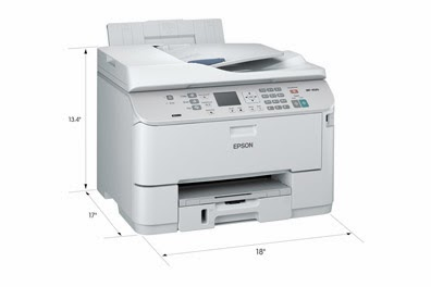 It is ofttimes used for Home Office in addition to Small Business in addition to performs many useful functions Download Driver Epson WorkForce Pro WP-4520