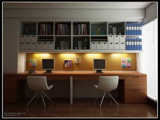 Home Office Interior Design Ideas administration room