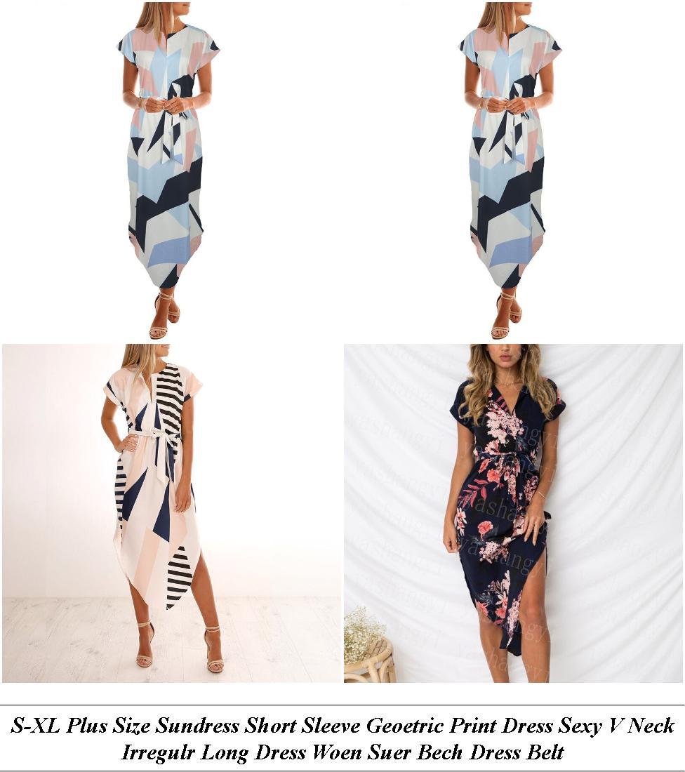 Formal Dresses - Summer Clearance Sale - Little Black Dress - Cheap Designer Clothes Womens