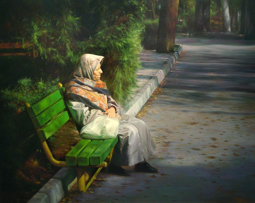 19-Years-of-Loneliness-Morteza-Katouzian-Oil-Paintings-Created-with-a-lot-of-Heart-www-designstack-co