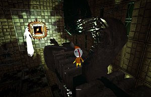 Broken Dimensions freeware action adventure PC game
