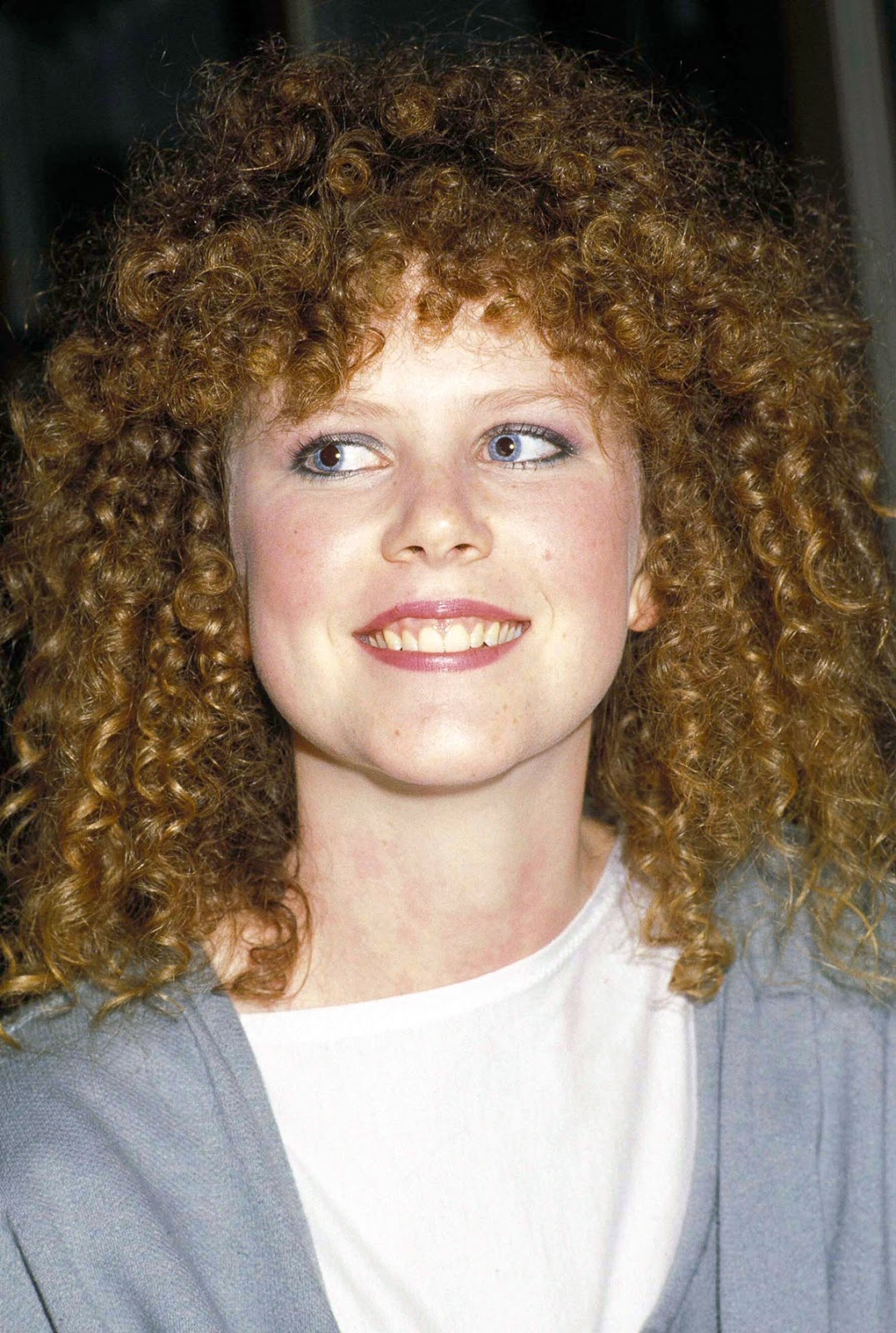 Coiffure 1990 Rare Photographs Of 16 Year Old Nicole Kidman In Sydney