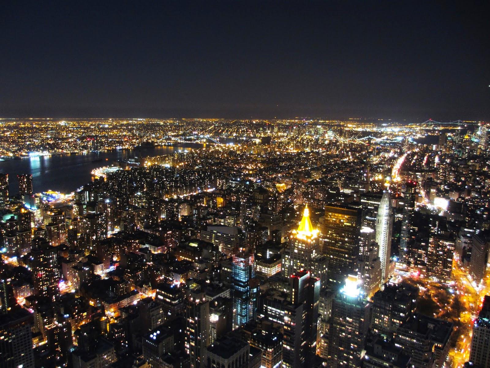 Subir ao topo do EMPIRE STATE BUILDING em Nova Iorque | EUA