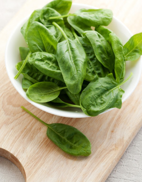 Spinach-Prevent-Hair-Loss