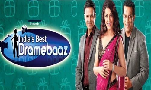 India's Best Dramebaaz Season 2 on Zee TV - 2014 Host