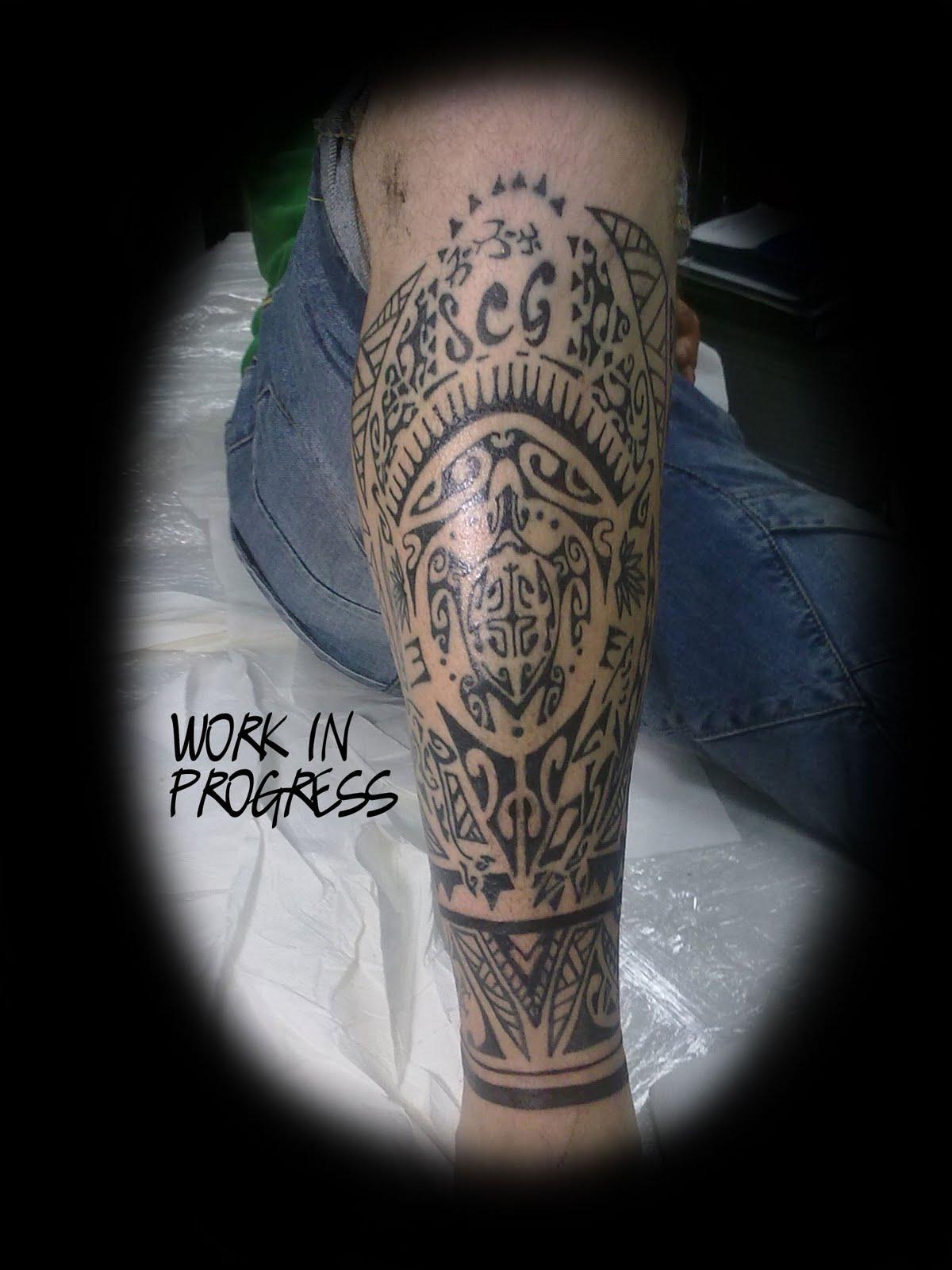 Maori Tattoo Studios: Blu Sky Tattoo Studio: Maori 97