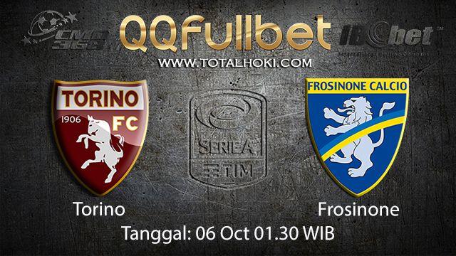 Prediksi Bola Jitu Torino vs Frosinone 06 October 2018 ( Italian Serie A )