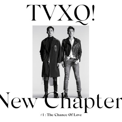 TVXQ - New Chapter #1 : The Chance of Love [Mini Album]