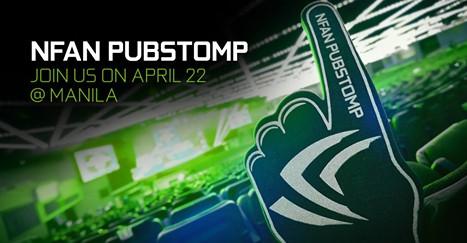 NFAN Pubstomp Event